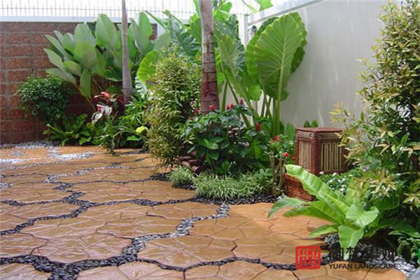 别墅花园设计,屋顶花园设计,庭院景观设计